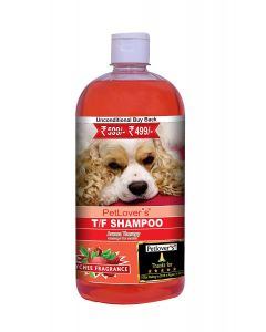 Pet Lovers T/F Shampoo 1 Litre