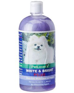 Pet Lovers White and Bright 1 Litre