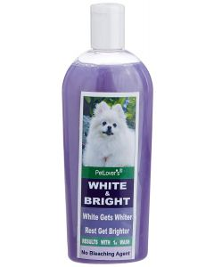 Pet Lovers White and Bright 200 ML