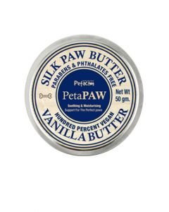 PetaPAW Silk Paw Butter Vanilla Butter 50 gm