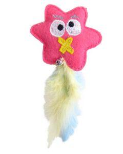 PET BRANDS Pinky Catnip Toy