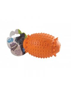PET BRANDS Rubber Rugby Ball 11Cm