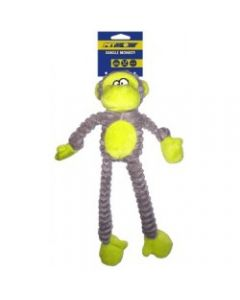 PET BRANDS Squeak Jungle Monkey 36 Cm