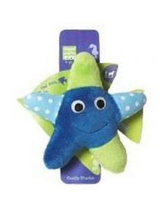 PET BRANDS Starfish Plush Toy