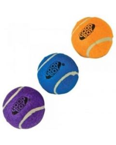 PET BRANDS Tennis Ball Refill 3 Pack