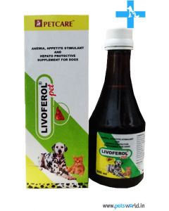 Petcare Livoferol Pet 200 ml