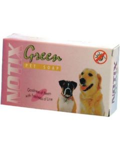 PETCARE Notix Green Soap 75 Gm