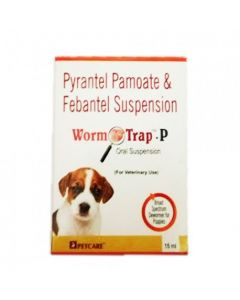 PETCARE Worm Trap-P 15 Ml