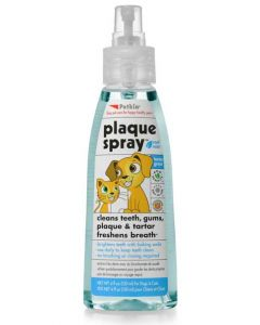 Petkin Plaque Spray Cool Mint For Dogs and Cats 120 ml