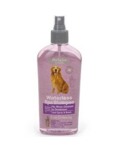 PETKIN Waterless Spa Shampoo Lavender
