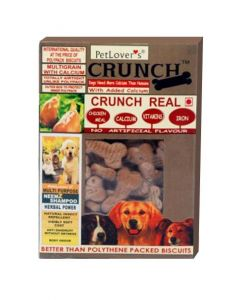 Pet Lovers Crunch Real Chicken Biscuits 900 gms