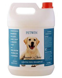 PETWIN Pw Gentle Mild Shampoo 5 Ltr