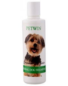PETWIN Pw Herbal Aloe Vera Shampoo 200Ml
