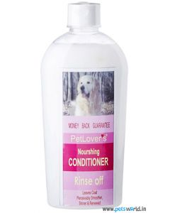 Pet Lovers Rinse Off Conditioner 500 ml