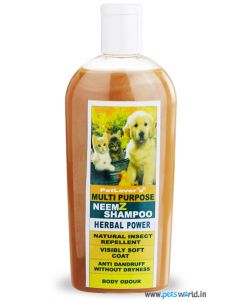 Pet Lovers Neemz Dog Shampoo 1 Ltr