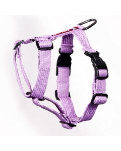 Pets Like Polyster Full Harness Purple Extra Small