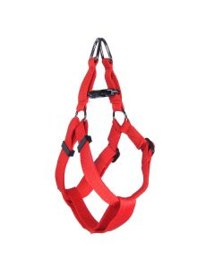 Pets Like Polyster Regular Harness Red Large