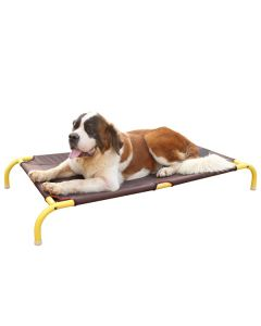 Pets Like Pet Cot MS Pipe with Teflon Coated Fabric Large