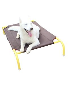 Pets Like Pet Cot MS Pipe with Teflon Coated Fabric Medium