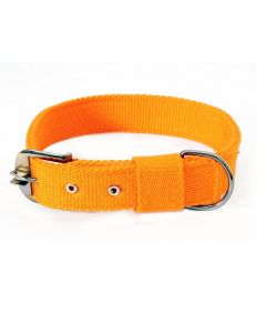 Pets Like Spun Polyster Collar Orange 38 mm Extra Large