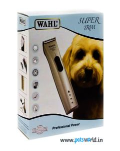 Wahl Super Trim Professional Cordless Dog & Cat Trimmer