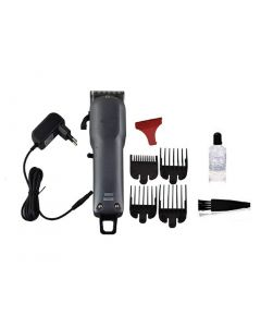 Petsworld Professional Automatic Rechargeable Pet Hair Trimmer With Extra Battery For Dog & Cat (Y-1 BLACK)