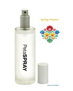 PetaSPRAY Spring Flowers Luxury Dog Deodorant 100 ml