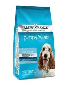 Arden Grange Puppy Junior Dog Food 6 Kg