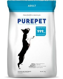 DROOLS PurePet Chicken and Milk Dog Adult 20 Kg