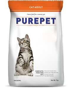 DROOLS Pure Pet Mackerel Cat Adult 7 kg
