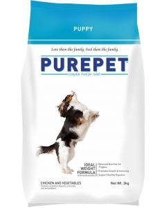 DROOLS PurePet Chicken & Veg Puppy 3 Kg