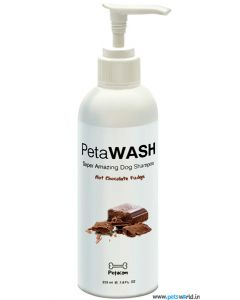 PetaWASH Hot Chocolate Fudge Shampoo 225 ml