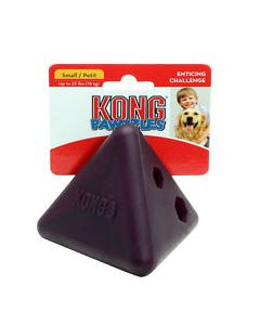 Kong Pawzzles Pyramid Dog Toy Large