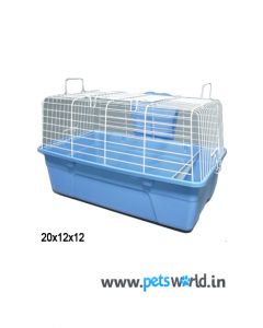 PetsWorld Rabbit House L x B x H : 20 x 12 x12