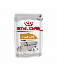Royal Canin Coat Care	Gravy Dog Food 1.02 Kg