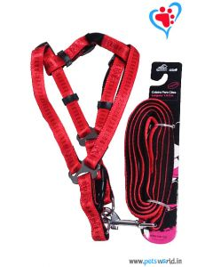 Petsworld Dog Harness + Leash Set Small