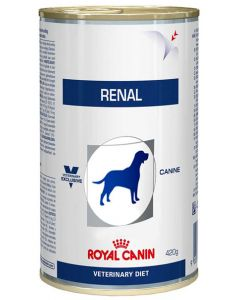 Royal Canin Veterinary Diet Wet Renal Dog Food 410 gm