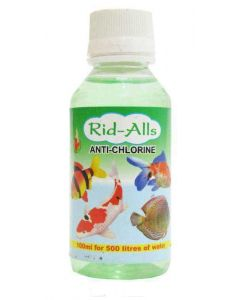 Rid All Anti Chlorine 60 ml
