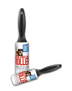 PetCare OUT Hair and Lint Roller For Dogs and Cats