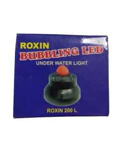 Roxin Bubbling LED Under Water Light 200 L