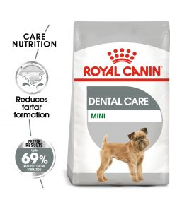 Royal Canin dental Care Mini Dog Food 1Kg