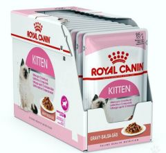 Royal Canin Kitten Instinctive Cat Food 1.2 Kg