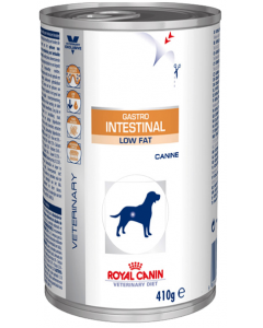 Royal Canin Veterinary Diet Wet Gastro Intestinal Low Fat Dog Food 410 gm