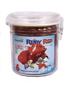 Aquadene Ruby Red Fish Food 1 Ltr