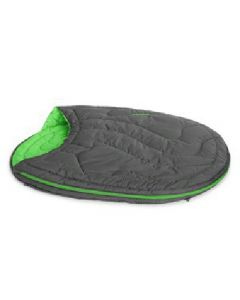 Ruffwear Highlands Sleeping Bed Medium Granire Grey/Green