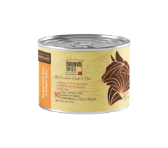 Brunos Wild Essentials- Sardine with Tuna in Pumpkin Gravy 170gm