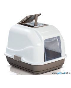 Imac Easy Cat Covered Cat Litter Box