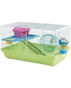 SAVIC Martha Double Hamster & Guinea Pigs Cage 11 Inch