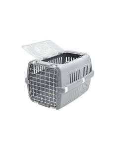 SAVIC Zephos Carrier Grey Small