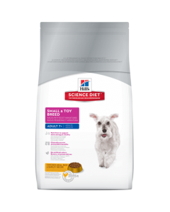 Hills Science Diet Adult 7+ Small & Toy Breed 1.50 Kg
